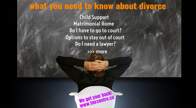 Divorce Information Session