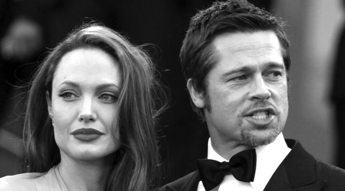 Child Support Woes: Angelina Jolie & Brad Pitt Edition